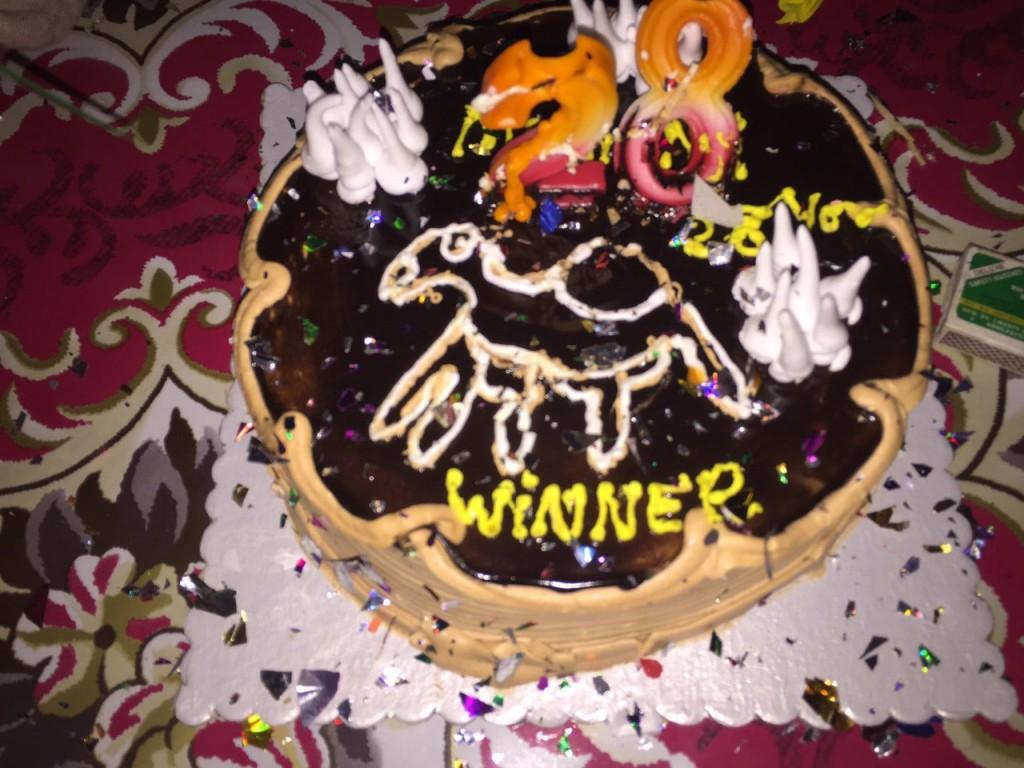 camel cake