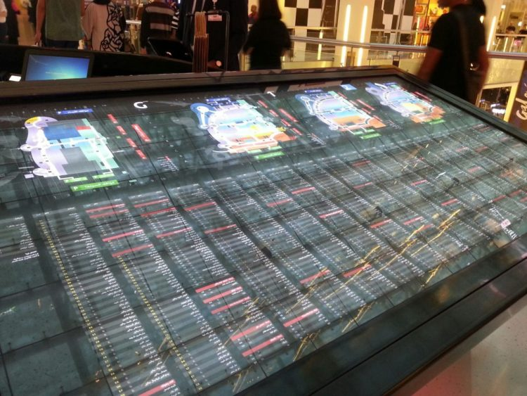 dubai mall map