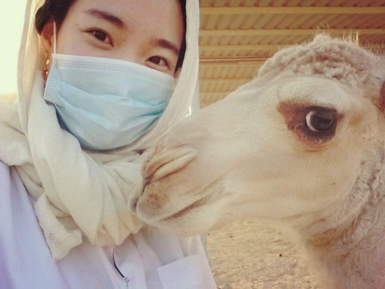 selfy camel
