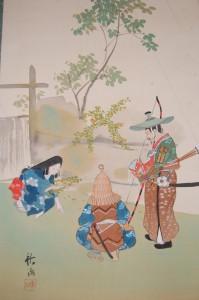 太田道灌の「山吹の里」