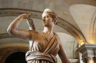 Diana - Roman Goddess of the Hunt