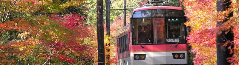 京都景點_貴船行程_叡山電車