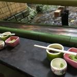 京都自由行-夏季限定! 貴船川床料理、流水麵、神社參拜! 在川床上午餐的避暑時光