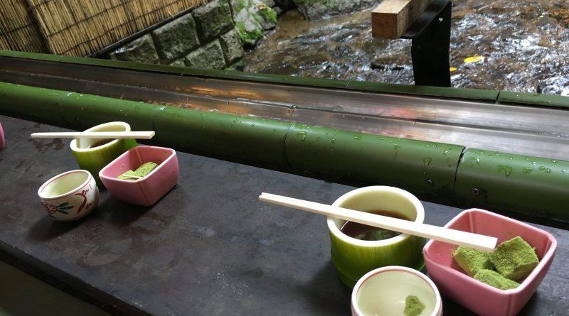 京都行程_貴船_流水麵
