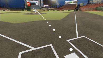 Virtual Reality Baseball Batting Coaching System