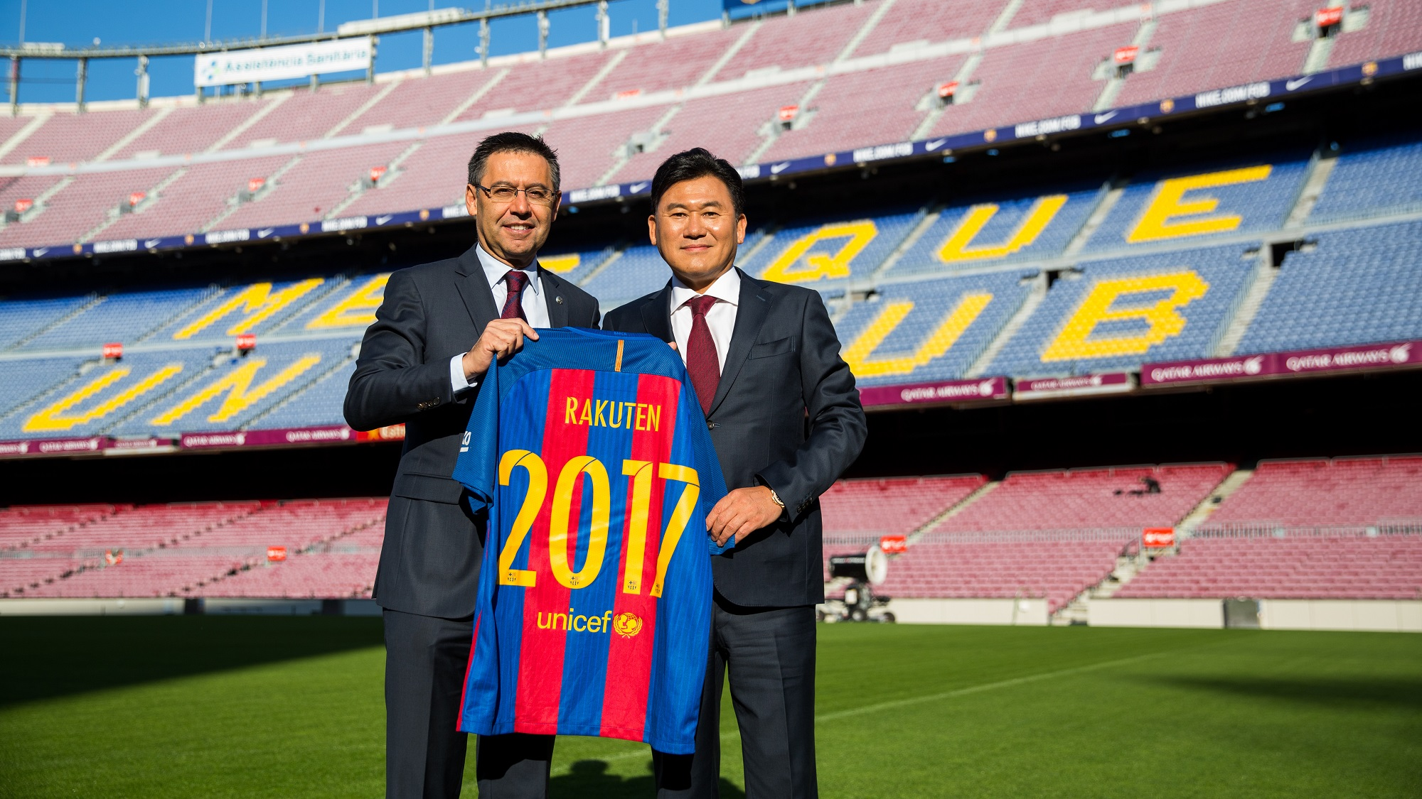 rakuten is partnering with fc barcelona here s why https rakuten today mickeysvoice reasons partnering fc barcelona rakuten html