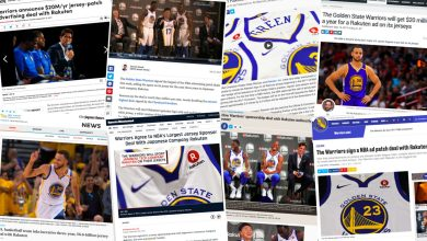 Last week, Rakuten announced a historic multi-year partnership with the NBA's reigning champions, the Golden State Warriors, to become the team's first-ever jersey-badge partner. Here are the media highlights.