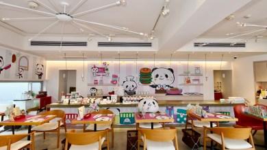 To celebrate this Rakuten icon turning five, the Rakuten Panda has opened a pop-up cafe in one of Tokyo's trendiest neighborhoods.