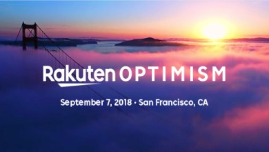 On Sep 7, Rakuten will host the first-ever Rakuten Optimism Conference in San Francisco--a one-day event packed full of inspiring speakers, insightful...
