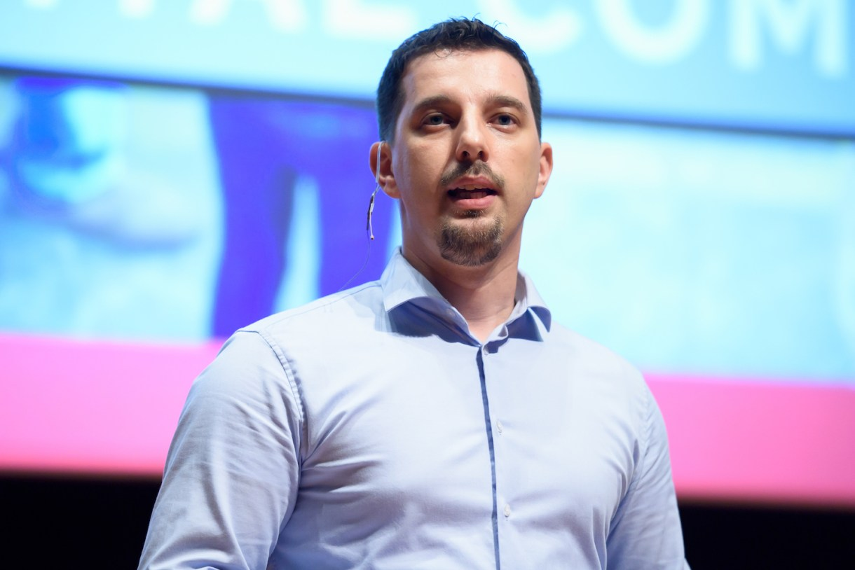 Akos Deliaga, Co-founder Talk-A-Bot