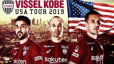 Vissel Kobe USA Tour 2019