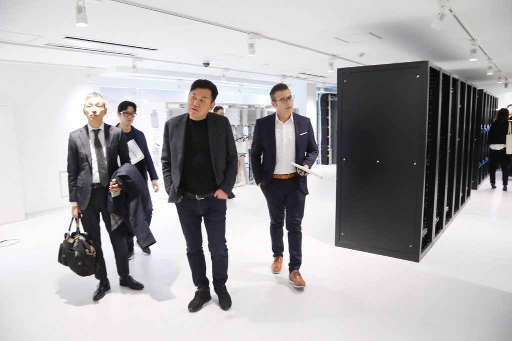 The Rakuten Cloud Innovation Laboratory, a world-class next generation (4G and 5G) software-defined network lab located in Tokyo, officially opened its doors today.