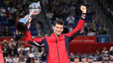 The world's no. 1 tennis player, Novak Djokovic, was in top form in Tokyo, thrilling fans on route to capturing his first Rakuten Open Championship.