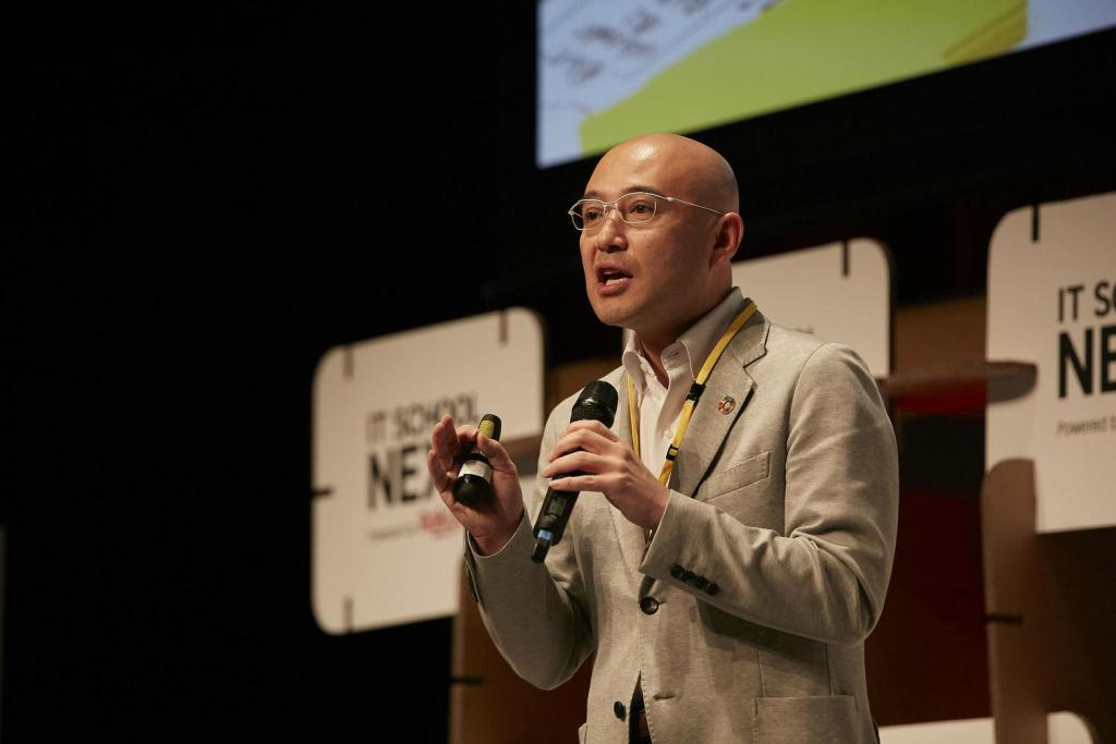 """Rakuten co-founder Masatada Kobayashi is also the company's first """"Chief Wellbeing Officer."""""""