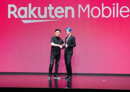 "Rakuten Mobile unveils its new UN-LIMIT plan with a ""Bang!"" thanks to pop sensation MIYAVI"