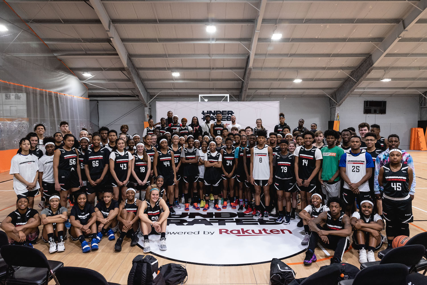 Season 2 of the Underrated Tour Powered by Rakuten got off to a strong start with two days of elite training and pro-level learning experiences in Chicago.