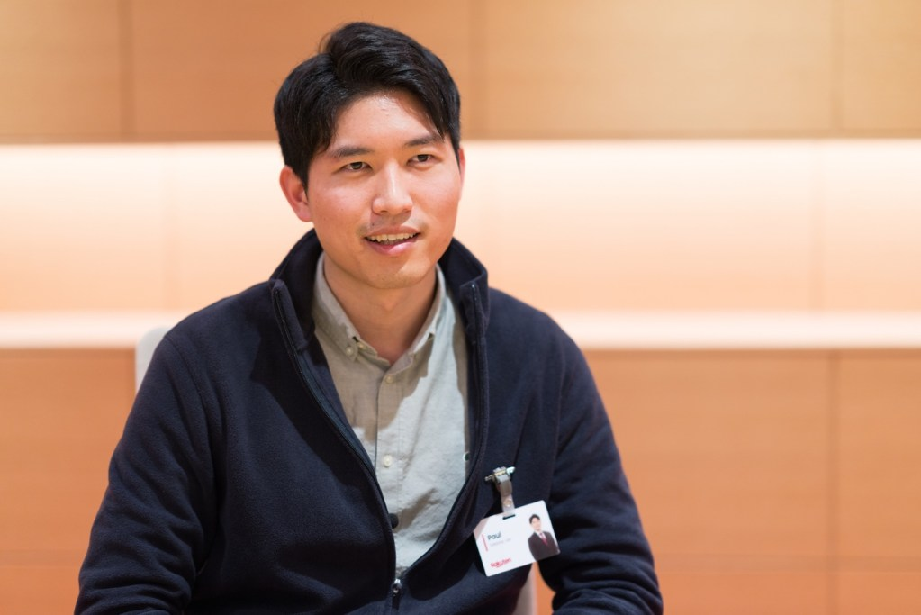 This article is part of a series of interviews with Rakuten Mobile employees. In this edition, we speak with Saejong Lee (Paul) of Rakuten Mobile's IoT Business Department.