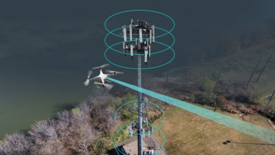 Rakuten Mobile will use drones to conduct inspections of its brand-new network of antennas, in partnership with airspace mapping company Rakuten AirMap.