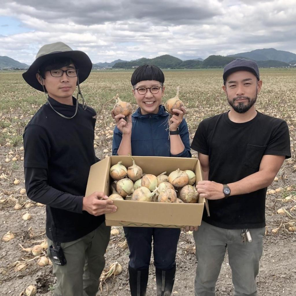 "As sales were severely affected by the impact of COVID-19, onion farmers in Okayama's Kasaoka City appealed directly to taxpayers nationwide through the Furusato Nozei ""Hometown Tax"" program."