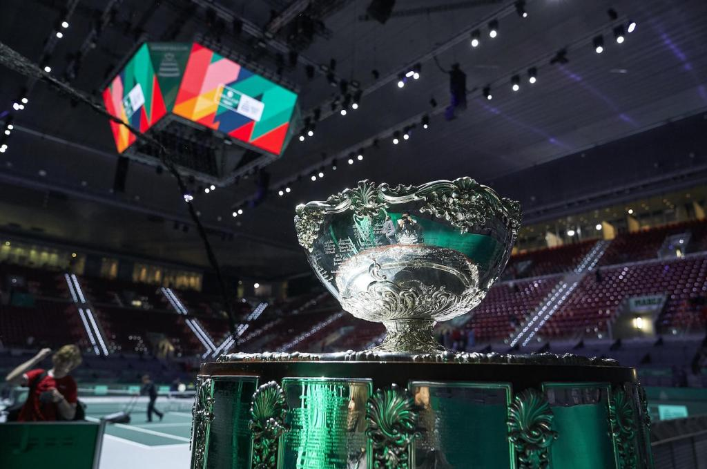 First held in 1900, the Davis Cup is the oldest and most prestigious team event in global tennis.