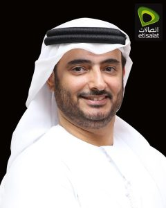 Hatem Bamatraf, Chief Technology Officer, Etisalat International.