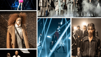 A photogallery post highlighting how Rakuten empowered Japanese fashion label through Rakuten Fashion Week TOKYO 2021 A/W.