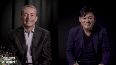 """Intel CEO Pat Gelsinger and Rakuten's Chairman & CEO Mickey Mikitani discuss how """"Technology Superpowers are Driving the Digitalization of Everything."""""""