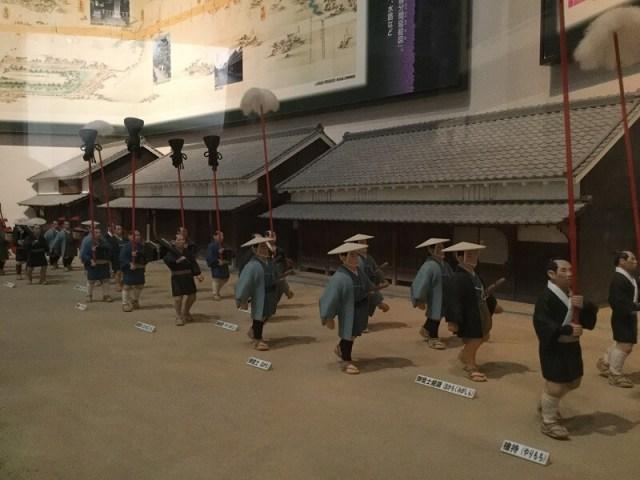 高槻しろあと歴史館。江戸時代の高槻城と城下町を資料・映像・模型で紹介しています。