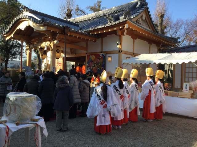 【高槻えびす祭り】高槻のえべっさんはここ「高槻戎神社」です。