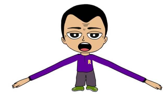 【Character Animator】腕のIKを使って動きを制限!ドラッガーツールには有効なビヘイビアーです。
