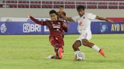 Hasil BRI Liga 1 2021 PSM Kalah Atas Borneo 2-1