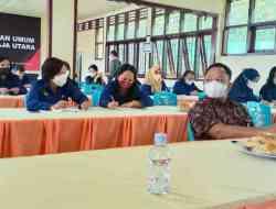 Ada Apa? KPU Toraja Utara Hadirkan Direktur Pusdiklat JOIN Nasional