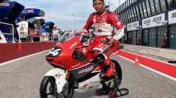 Jelang GP Moto3 Misano, Astra Honda Ajak Masyarakat Dukung Mario Aji
