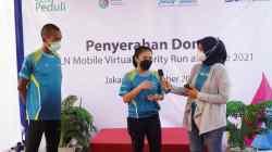 PLN Mobile VCRR 2021 Donasi Rp 4,3 Miliar untuk Biaya Penyambungan Listrik Keluarga Pra-Sejahtera