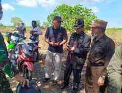 Wabup Saiful Arif Tinjau Lokasi Pembangunan Rumah Sakit Pratama Bonerate