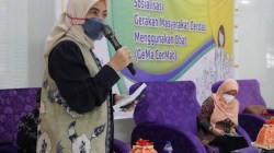 Tingkatkan Derajat Kesmas, Aliyah Mustika Ilham Sosialisasikan Gema Cermat