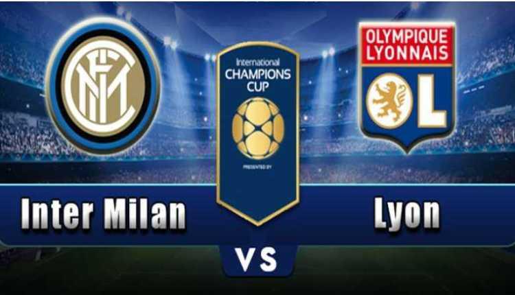 inter milan vs lyon ICC 2018