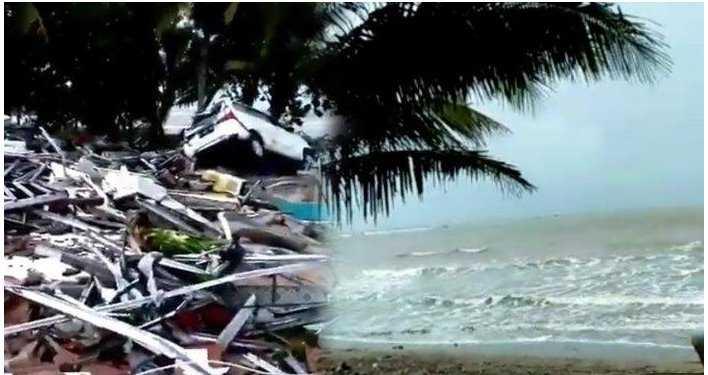 Penyebab Tsunami Di Anyer, Banten