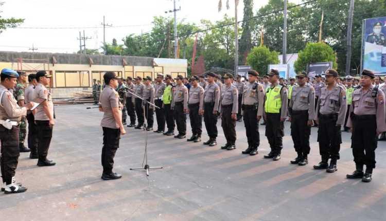 Kapolres Bojonegoro Pengamanan Suran Agung PSHT
