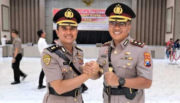 AKBP Muchamad Budi Hendrawan, Resmi
