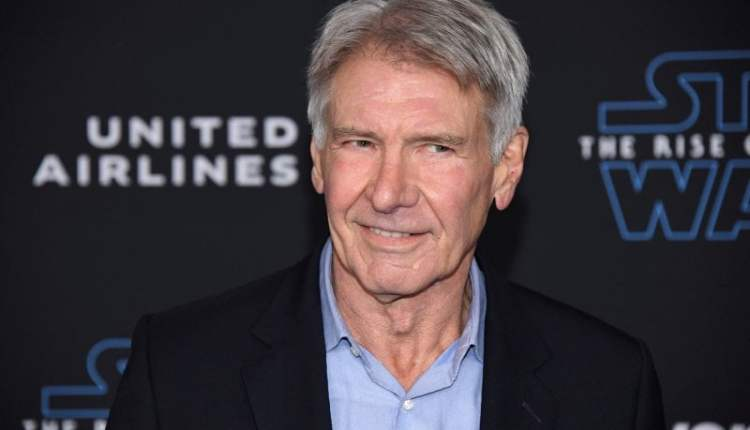 "Harrison Ford alami cedera bahu di set film terbaru ""Indiana Jones"""