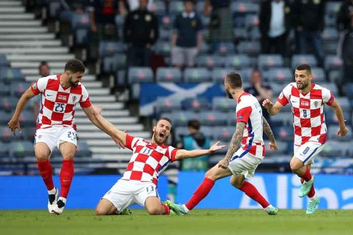Kroasia Siap Menghadapi Spanyol di 16 besar Euro
