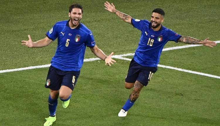 Italia vs Austria : Chiellini Kembali Berlatih, Mancini Pusing Antara Locatelli & Verratti