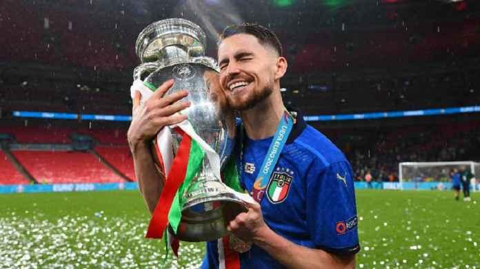 Jorginho Bahas Peluangnya Untuk Bisa Raih Ballon d'Or