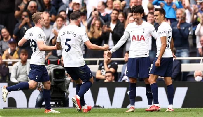 Hasil Skor Akhir Tottenham Hotspur vs Watford, The Lilywhites Kembali Menang Tipis
