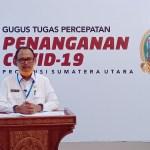 Kepala Dinas Perindustrian dan Perdagangan (Disperindag) Sumut Zonny Waldi. Foto: Istimewa