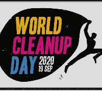 World Cleanup Day (WCD) 2020. Foto: Istimewa