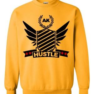 Rakz gold hustle AK
