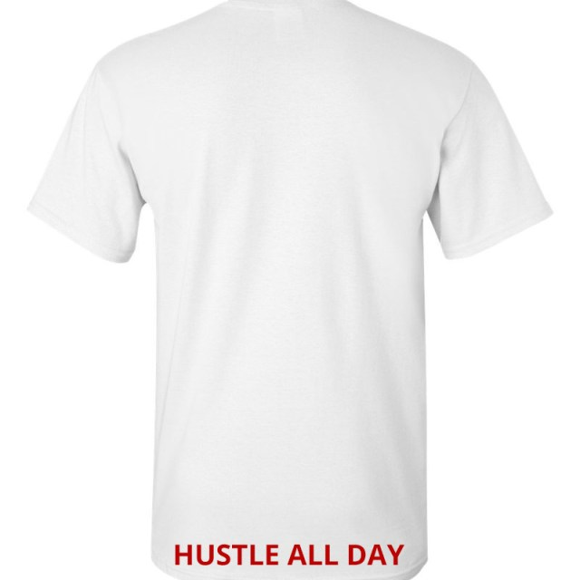 Rakz White and Red Hustle All Day