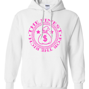 Ladies Money Bag Hoodie is quality!